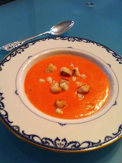 Gazpacho, Spanish Summer Soup