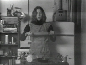 "Martha Rosler, ""Semiotics of the Kitchen"""