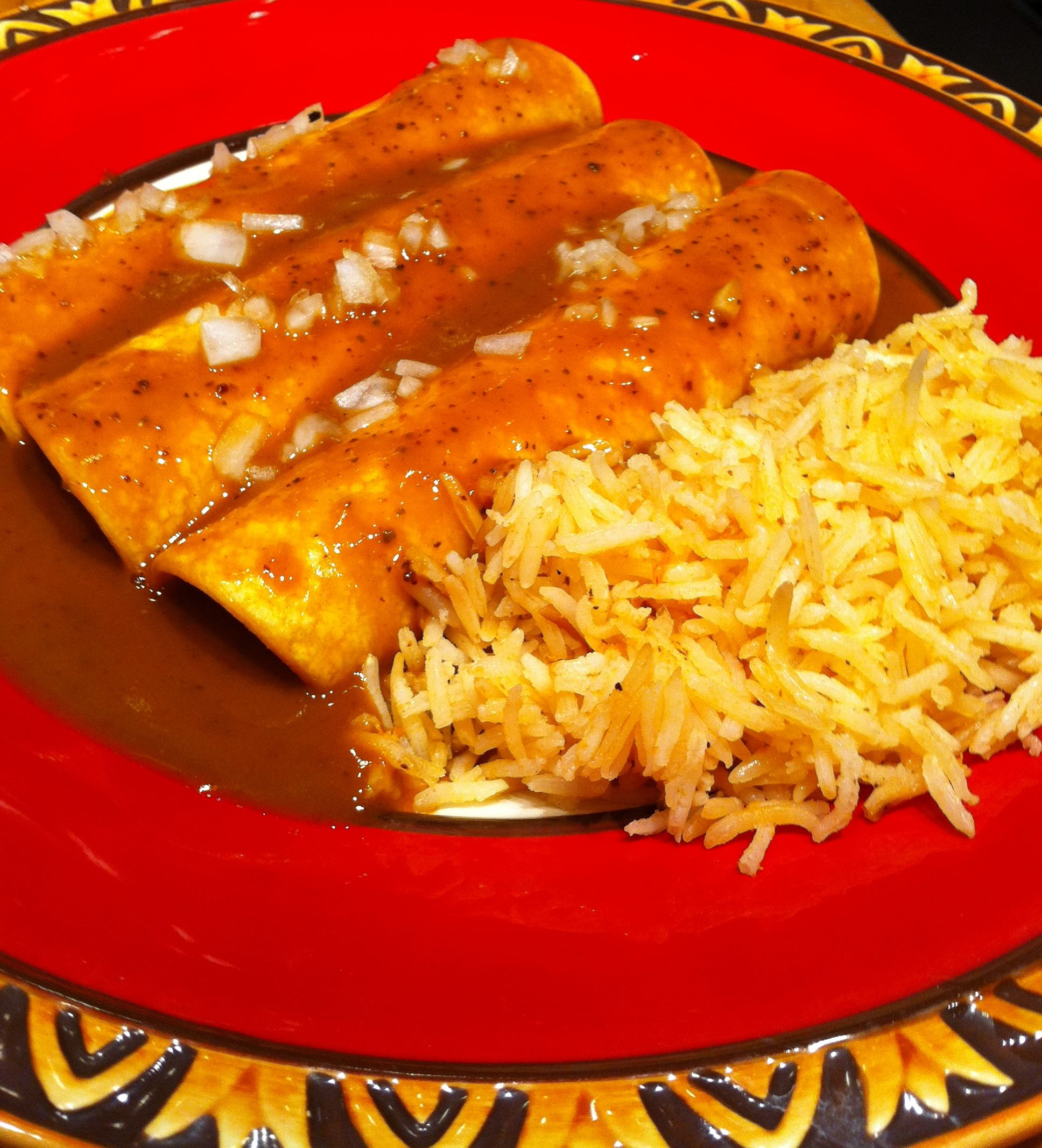 Do you Understand my Enchilada?