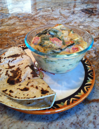 Chile Con Queso, Party Mexican Dip