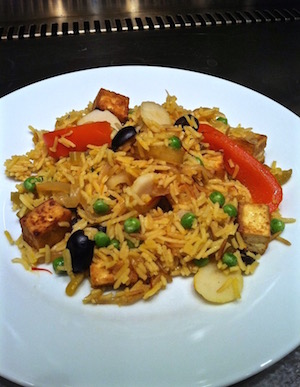 Vegetarian Paella – A Spanish Tradition Turned Vegan