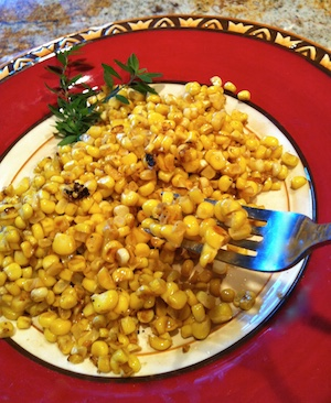 Fresh Corn Skillet – Guisado De Maíz