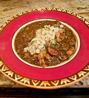 My Twist On Louisiana Gumbo Will Surprise You