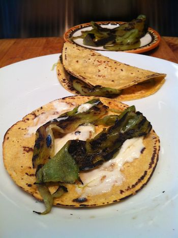 Roasted Anaheim Chiles Make Perfect Tacos