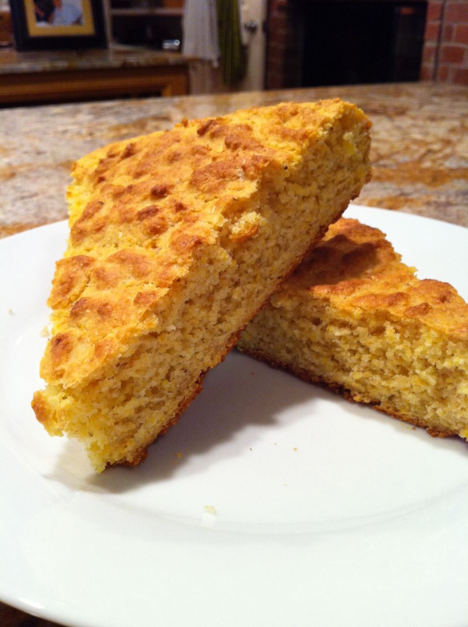 cornbread for stuffed artichokes