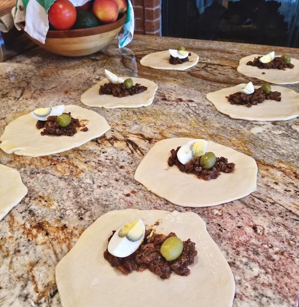 Empanadas De Pino, Iconic Dish Of Chile