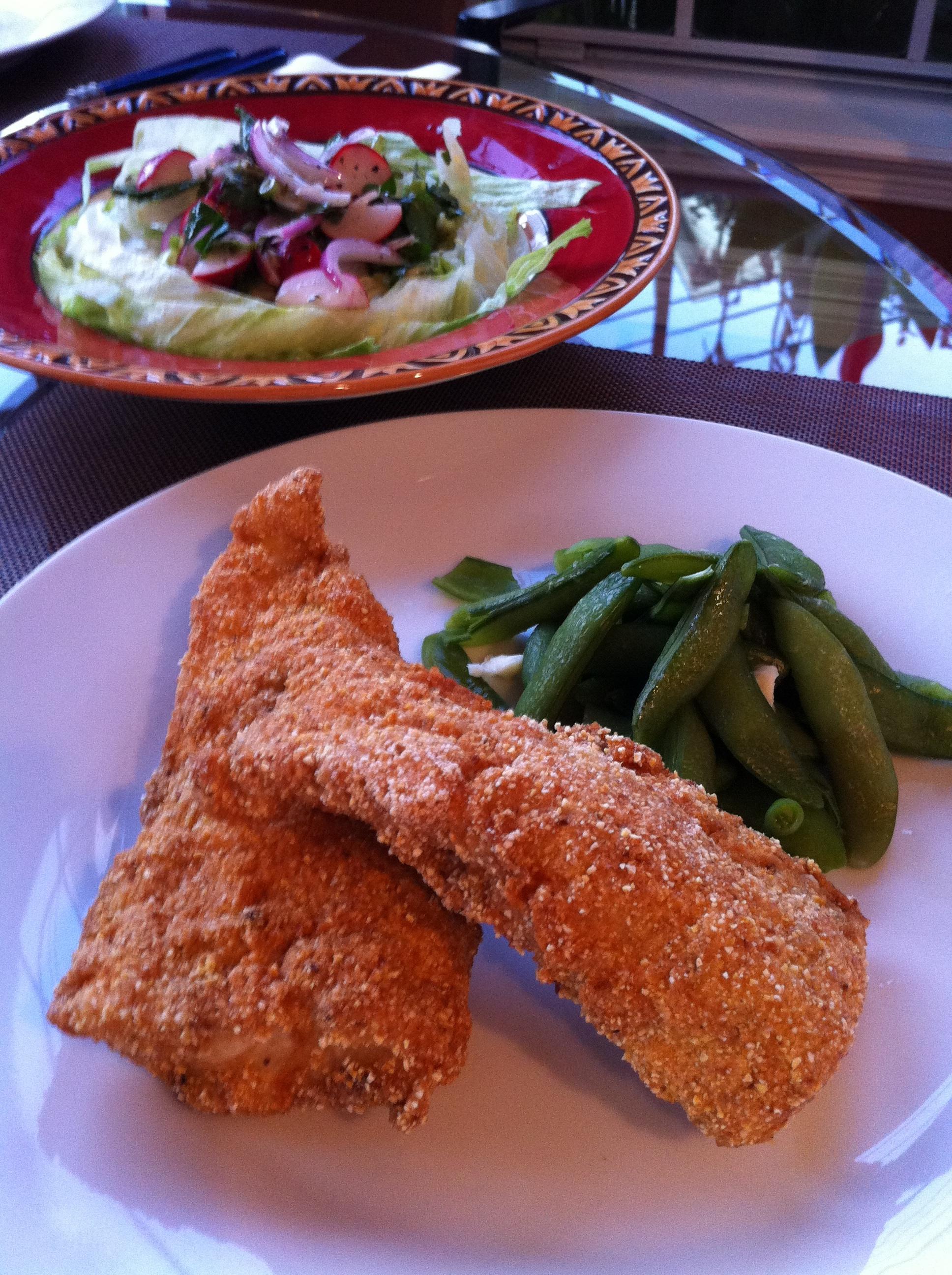 Fish Fry Menu