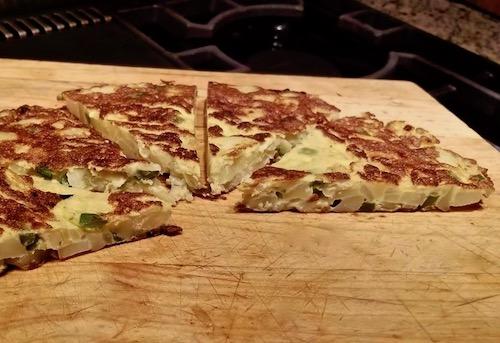 Tortilla Española – Spanish Tortilla