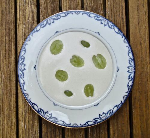 Ajoblanco Spanish Cold Soup