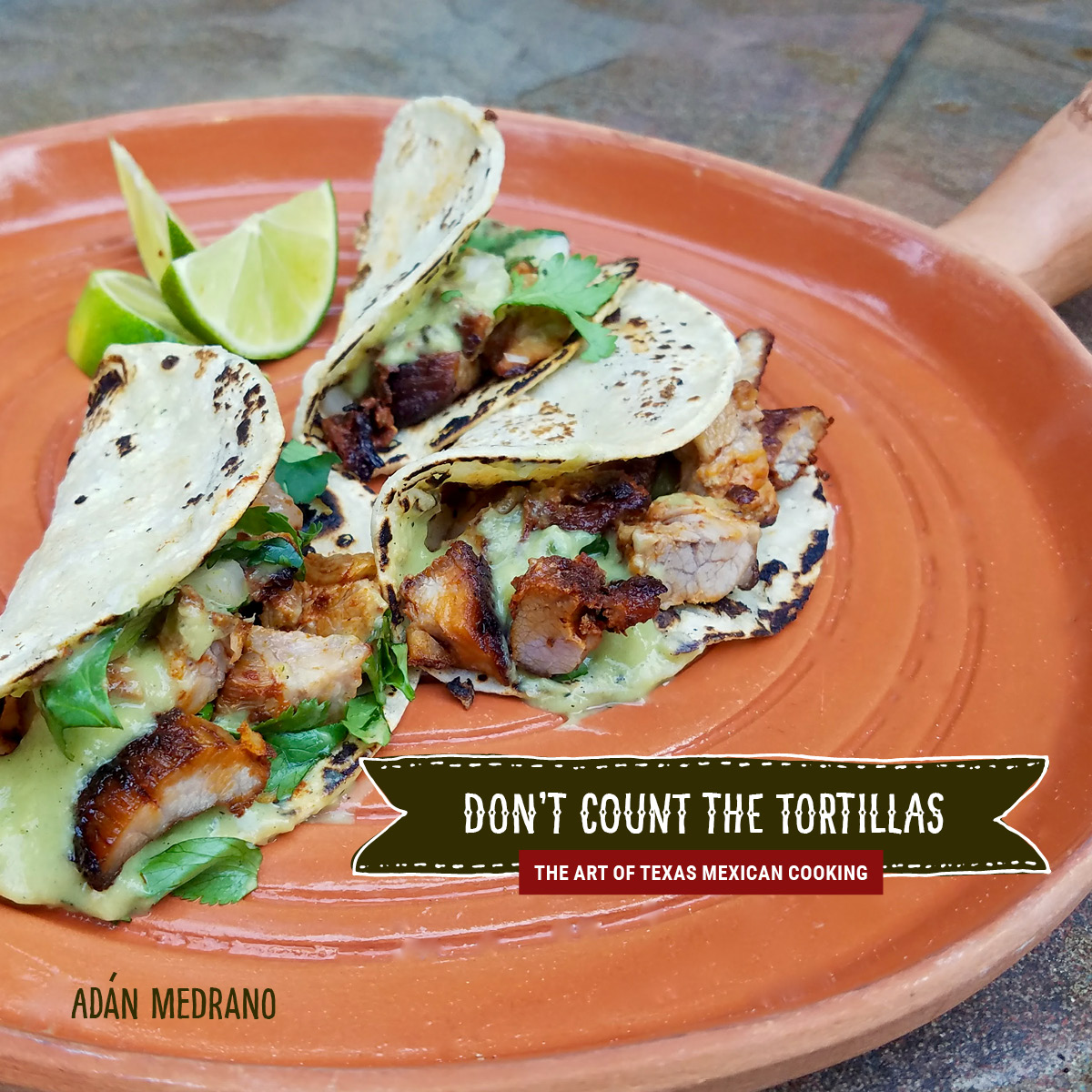 Cookbook, The Art of Texas Mexican Cooking