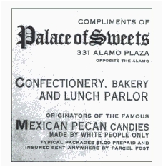 Cultural Poachers: Mexican pecan candy made by white people only