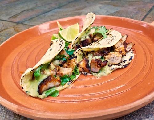Tacos Al Pastor create a family fiesta!